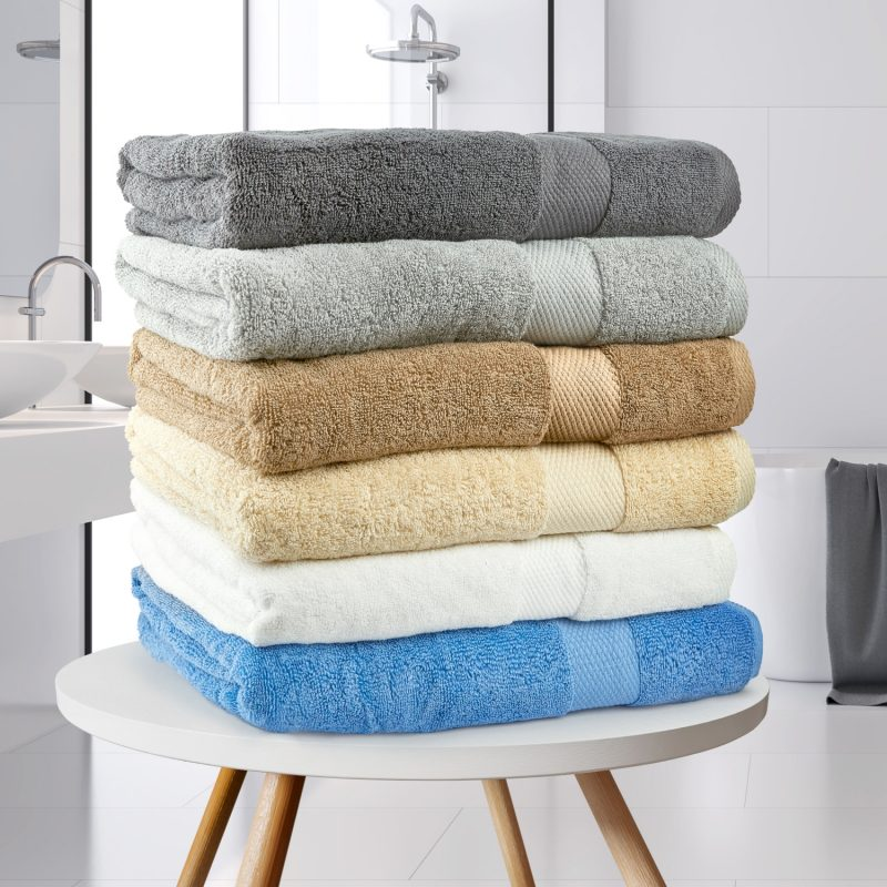 Ultima Collection - 640g Soft and Full Towel Range