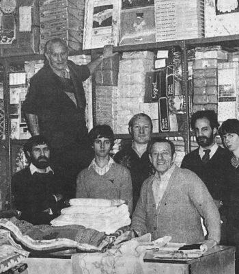 Sam Green and Team - 1982